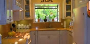 U Shaped Small Kitchen Designs My Home Decor Latest Home Decorating Ideas Interior