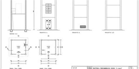 cabina elettrica enel cabine elettriche prefabbricate omologate enel a pannelli