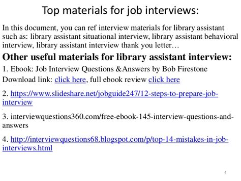 top 52 library assistant questions and answers pdf