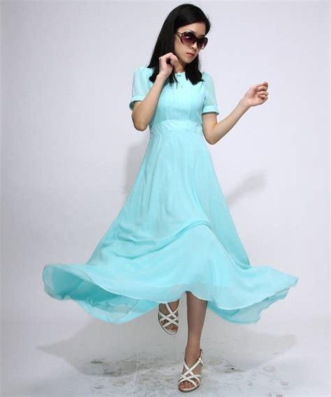 zara brand new blue silk dress sz s rrp 39 party wedding ascot sd41 light blue color 2012 new silk maxi long dress full