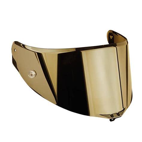 Visor Helm Agv Corsa Pista Silver Mirror Race 3 Original Agv Pista Gp Corsa Iridium Gold Visor Chion Helmets