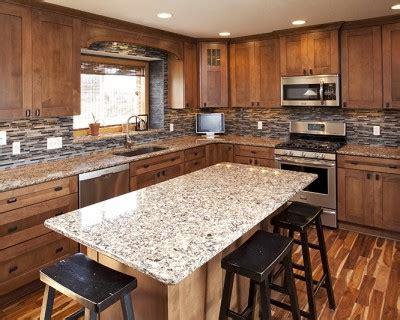 Farmington Cabinets by Project Feature Rustic Farmington Kitchen
