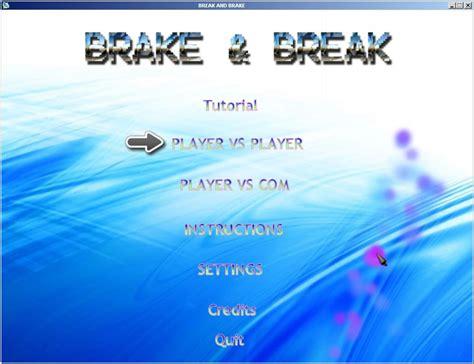 Home Designer Games brake and break digipen game gallery