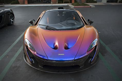 chameleon mclaren p1 belonging to los angeles pitcher cj wilson freebosh freebosh