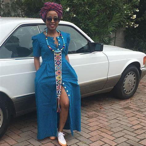 Gorgeous Shweshwe Styles In 2018 ? fashiong4