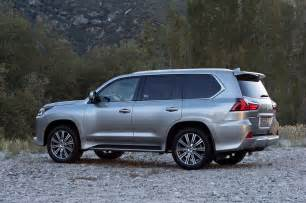 2016 Lexus Lx 2016 Lexus Lx570 Suv Photo Gallery Car Gallery Premium