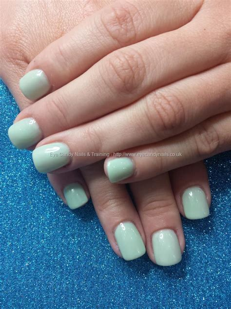 nail colors for may 2015 eye candy nails training gellux mint gel polish by