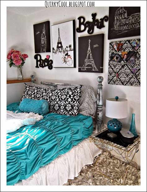 paris themed teenage girl bedroom ideas pretty teal and grey room paris theme bedroom ideas