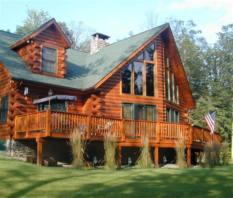 lincoln log home floor plans house design ideas
