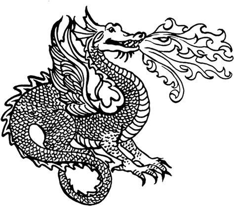 pattern drawing dragon engraving patterns dragons power carving wood