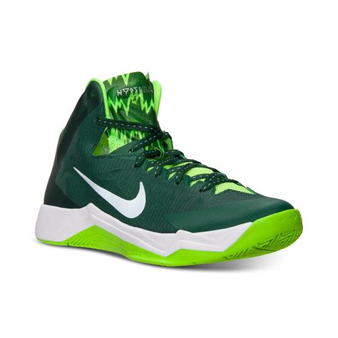 basketball shoes finish line nike mens hyper quickness basketball sneakers from finish