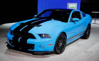 2013 Ford Mustang Gt500 Look 2013 Ford Shelby Gt500 And 2013 Mustang Lineup