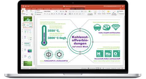powerpoint design zahlen das neue office 2016 f 252 r mac mit optimierten funktionen