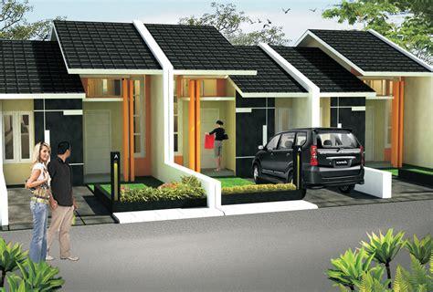 blibli rumah contoh desain rumah minimalis tipe 45