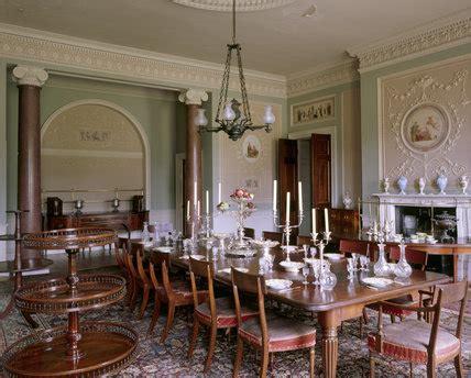 view   dining room  calke abbey calke abbey  national trust
