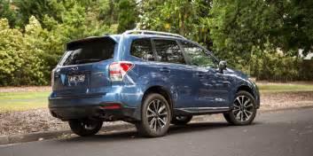 Subaru Forester Price 2017 Subaru Forester Xt Premium Review Caradvice