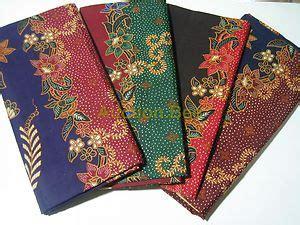 Hem Batik Koko Kamal aneka kerajinan batik kamal collection