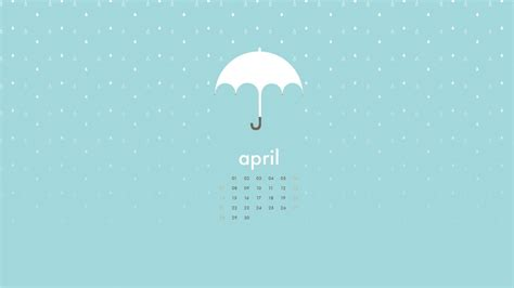 April Shower by April Showers Wallpapers 1600x900 129633