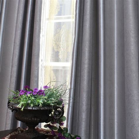 cheap easy curtains blackout gray simple but inexpensive curtains