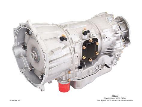 hummer h1 diesel allison transmission photo 6