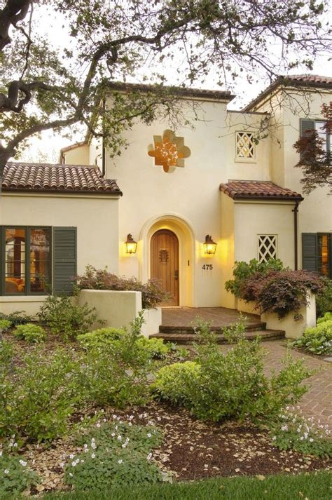 spanish style homes exterior paint colors spanish mediterranean spanish style homes pinterest