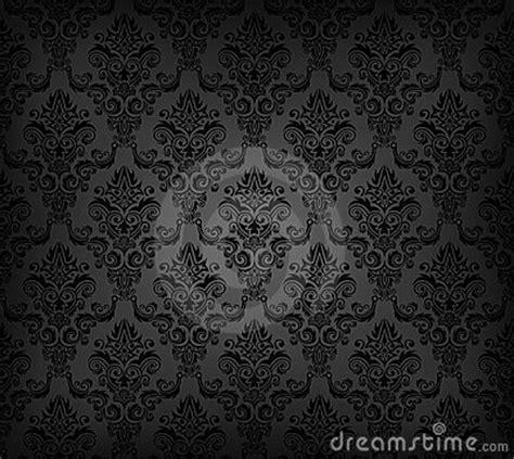 wallpaper batik hitam putih hd schwarzes nahtloses tapetenmuster stockbilder bild 21536314