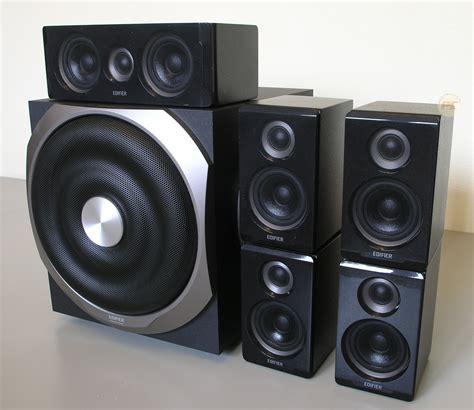 Speaker Edifier S760d 1 recenzja edifier s760d si蛯a 550w z dolby digital i dts fina蛯
