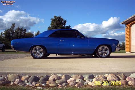 Wheels 66 Chevelle 1966 chevrolet chevelle foose nitrous se f300 wheels chrome