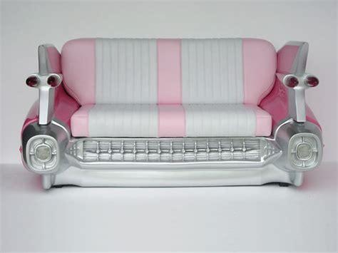 cadillac sofa cadillac sofa pink