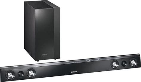 samsung 2 1 ch home theater soundbar system with wireless