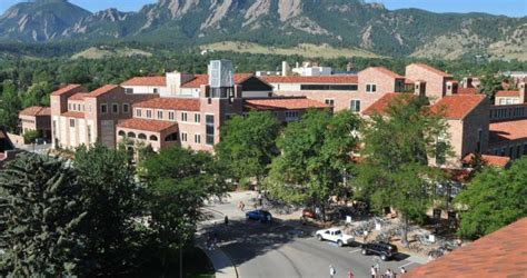 Uc Boulder Mba Program by Of Colorado Boulder Studyusa
