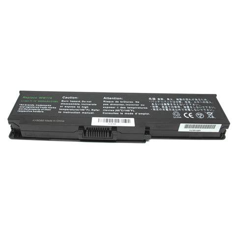 Baterai Laptop Dell Vostro baterai dell vostro 1400 1420 lithium ion standard capacity oem black jakartanotebook