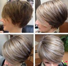 camouflaging gray hair with highlights highlights to camouflage graying hair hair pinterest