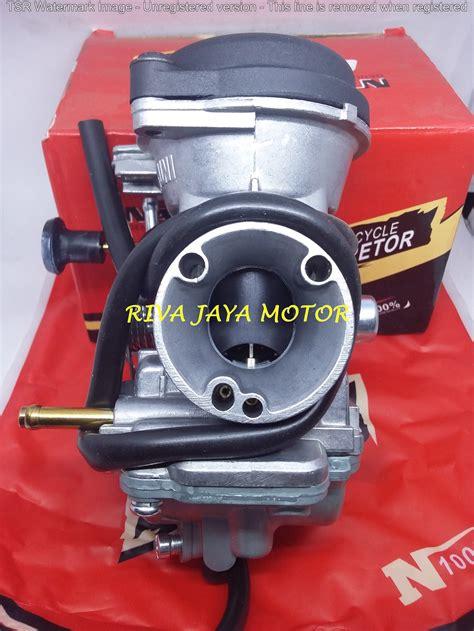 Karburator Thunder 125 jual karburator suzuki thunder 125 new riva jaya motor