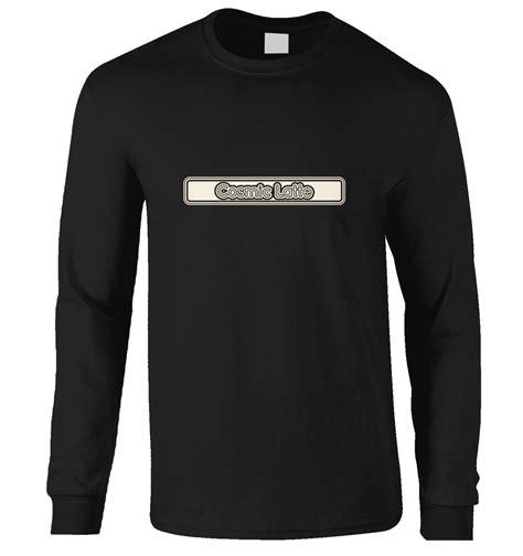 Vintage Xlarge Japan Spell Out Sweatshirt cosmic latte outline sleeved t shirt somethinggeeky