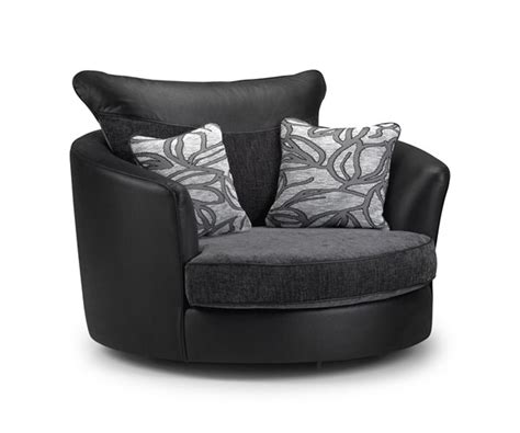 The Sofa Group 187 Product Categories 187 Swivel Chairs Black Swivel Chair