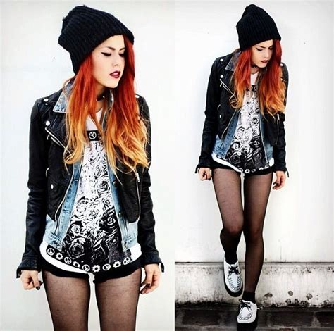 Fashion Advice How To Dress Like A Rock The Budget Fashionista 3 3 by 25 Best Ideas About On