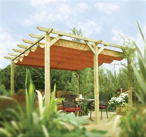 struttura gazebo in legno pergola arredo giardino tipologie di pergole
