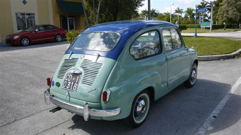 Fiat 600 Dimensions Fiat 600 For Sale Photos Technical Specifications