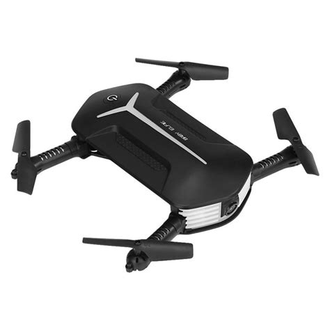 jjrc h37 mini baby elfie wifi fpv foldable drone with hd 720p rc quadcopter rtf black
