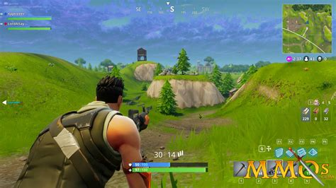 fortnite to play fortnite review mmos