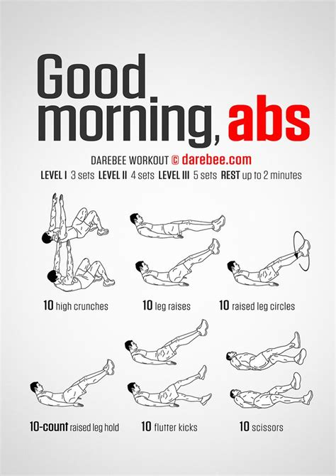 good morning abs workout  fit morning ab workouts