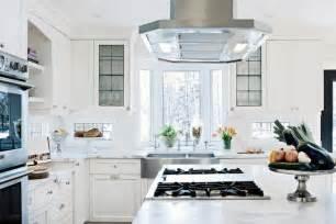 Kitchen Bay Window Over Sink Bay Window Over Kitchen Sink Transitional Kitchen
