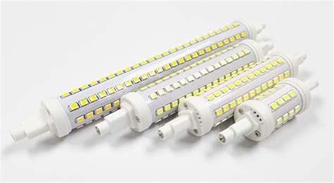 lade a led attacco r7s lada led 10w r7s 118mm 360 176 dimmerabile prezzoled it