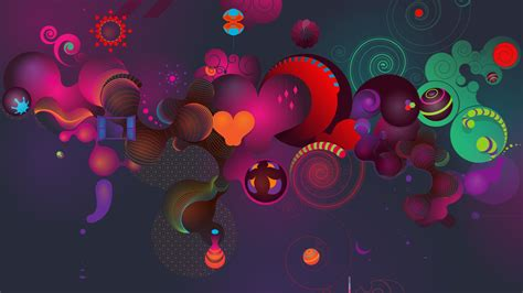 themes love computer abstract cartoon wallpaper hd wallpapers