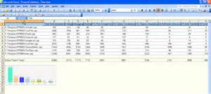 report examples projectcodemeter software sizing for