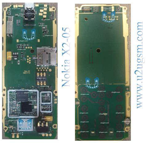 Lcd Nokia X2 02 X2 05 Original nokia x schematics the wiring diagram readingrat net