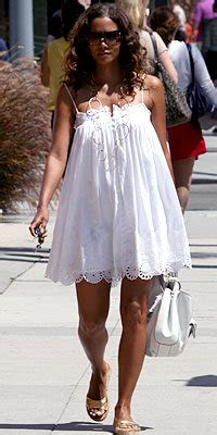 Best Maternity Style Halle Berry by Halle Berry S Maternity Style Instyle