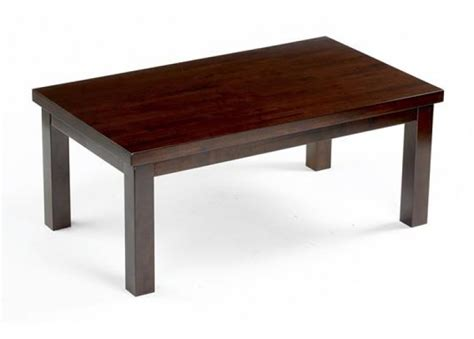 chesterfield hardwood coffee table