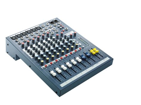 Mixer Sound Cina epm6 soundcraft professional audio mixers